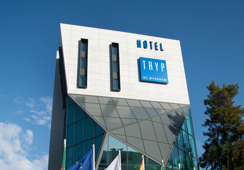 Hotel Tryp Aeroporto de Lisboa